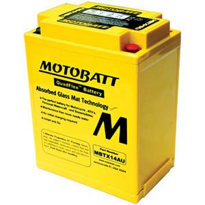 Motobatt MBTX14AU 16.5Ah Battery