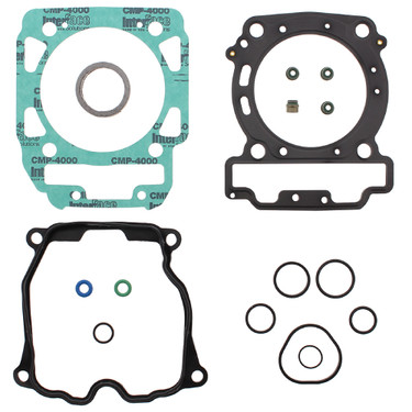 Top End Gasket Kit for Can-Am Outlander MAX 400 STD 4X4 400cc, 2005 - 2014 Can-Am Outlander MAX 400 XT 4X4 400cc, 2006 -