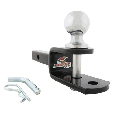 """New All Balls Racing EZ Hitch 1-1//4/"""" receiver 2/"""" ball For Arctic Cat 350 CR 12"""