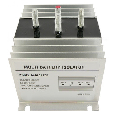DB Electrical Battery Isolator BSL0015 for Sure Power 703, 703D, 703DL, 703R