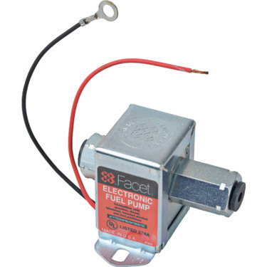 """New Solid State Fuel Pump 12V, 2-3.5PSI, 36"""" / 91.44cm Min Dry Lift, 15 GPH"""