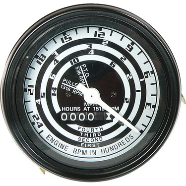 New Tachometer Proofmeter Ford TractorS C3NN-17360-N