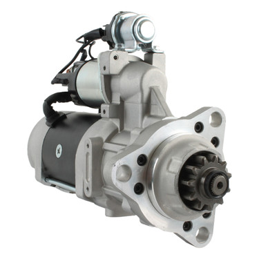 New Heavy Duty Delco  Starter 39MT PLGR, 12-Volt, CW 11-Tooth w/OCP and w/IMS