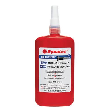 49444 Dynatex Blue, Medium Strength Thread Locker for Universal