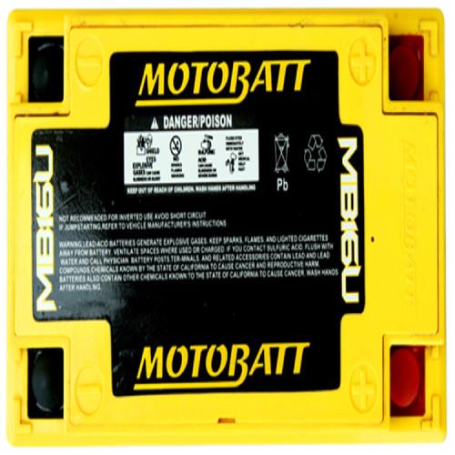 Motobatt MB16U 20Ah Battery