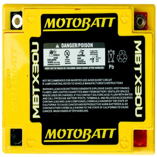Motobatt MBTX30U 32Ah Battery