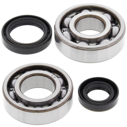 All Balls Crank Bearing and Seal Kit 24-1015 for Suzuki RM 125 82-88