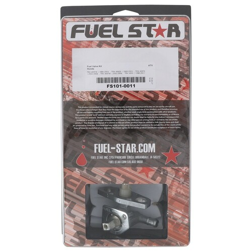 Fuel Star Fuel Valve Kit for Honda FS101-0011
