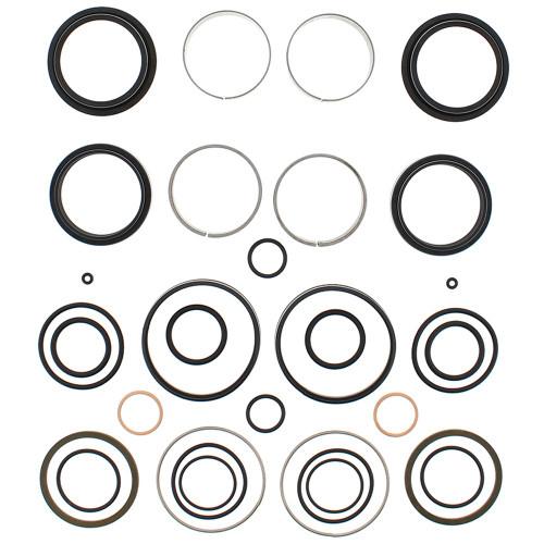 Pivot Works Front Wheel Bearing Kit for Polaris TRAIL BLAZER 330 2010-2013