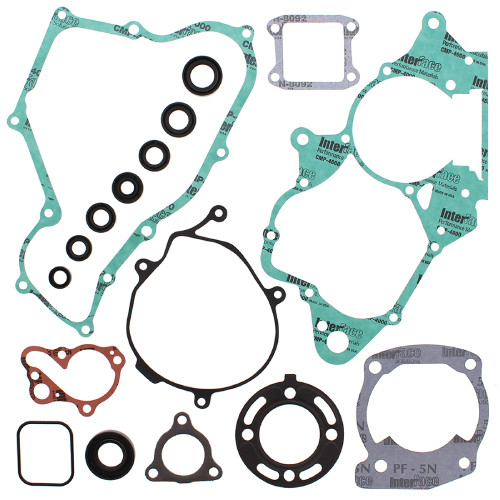 Winderosa Gasket Kit With Oil Seals for Honda CR 85 R 03 04