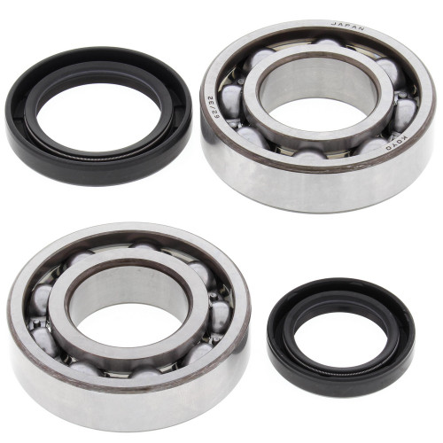 All Balls Crank Bearing and Seal Kit 24-1037 for Suzuki LT 250 R 85-92