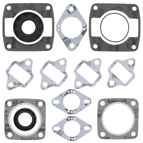 Winderosa Gasket Kit for Jlo-cuyuna 340/2 4 Bolt Head FC/2 00
