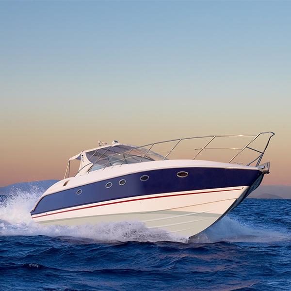 Boat Tilt Trim Motor