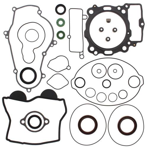 Winderosa Gasket Kit With Oil Seals for KTM 505 SX ATV 09