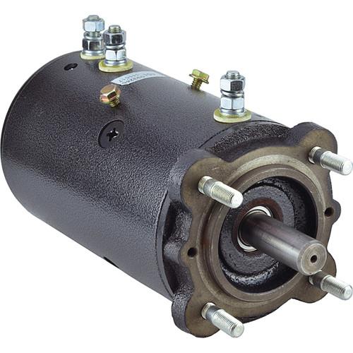 Ramsey Braden Hickey Desert Tulsa Winch Motor Double Ball Bearing Reversible 12V