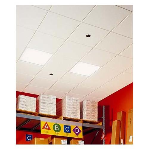 "Fine Fissured School Zone Beveled Tegular (9/16"") 2' x 2' x 3/4""  #1719"