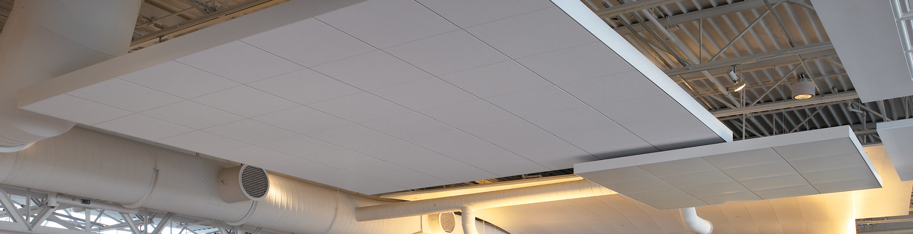 T-Bar Suspension Systems - Ceiling Grid