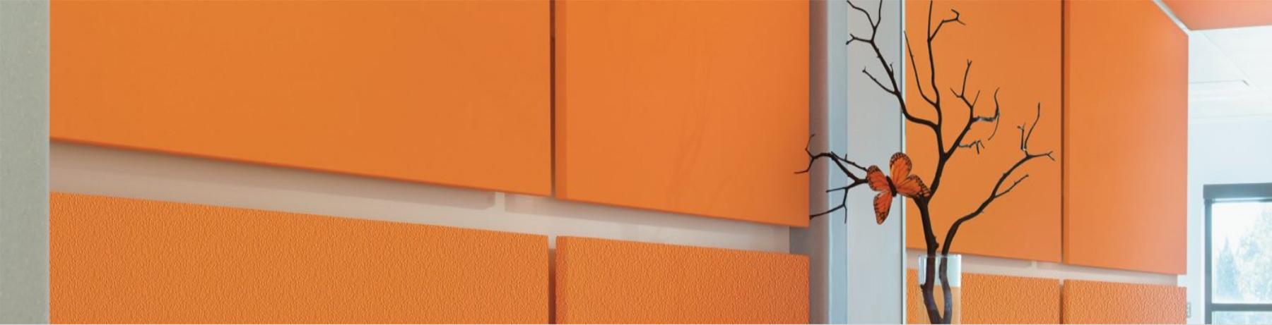 Acoustical Walls - Fiberglass Acoustical Wall Panels