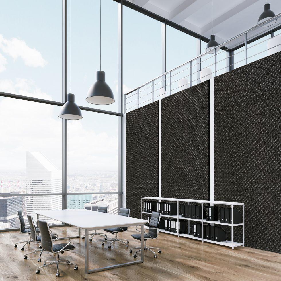 Fiberglass Acoustic Walls