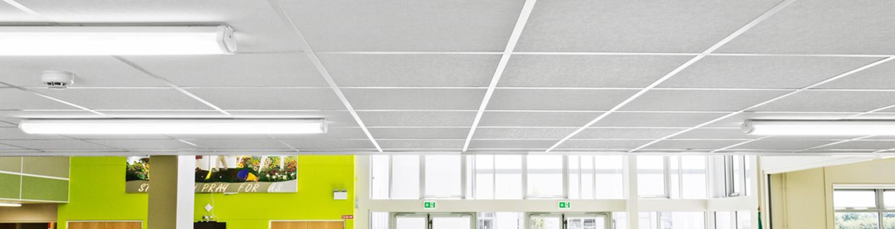 Ceiling Tiles - Mineral Fiber & Fiberglass Ceiling Tiles