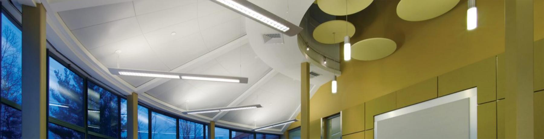 Acoustical Walls - Soundsoak Fabric Acoustical Wall Panels