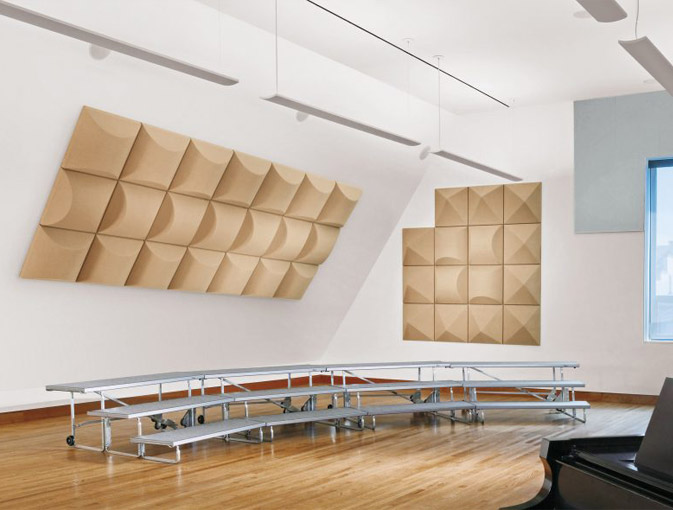 Soundsoak Fabric Acoustical Panels