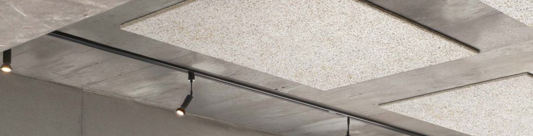 Ceiling Tiles - Tectum Wood Fiber Ceiling Tiles