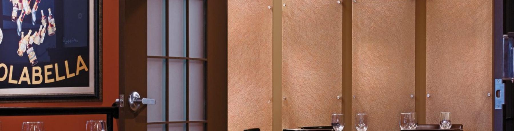Acoustical Walls - Translucent Wall Panels