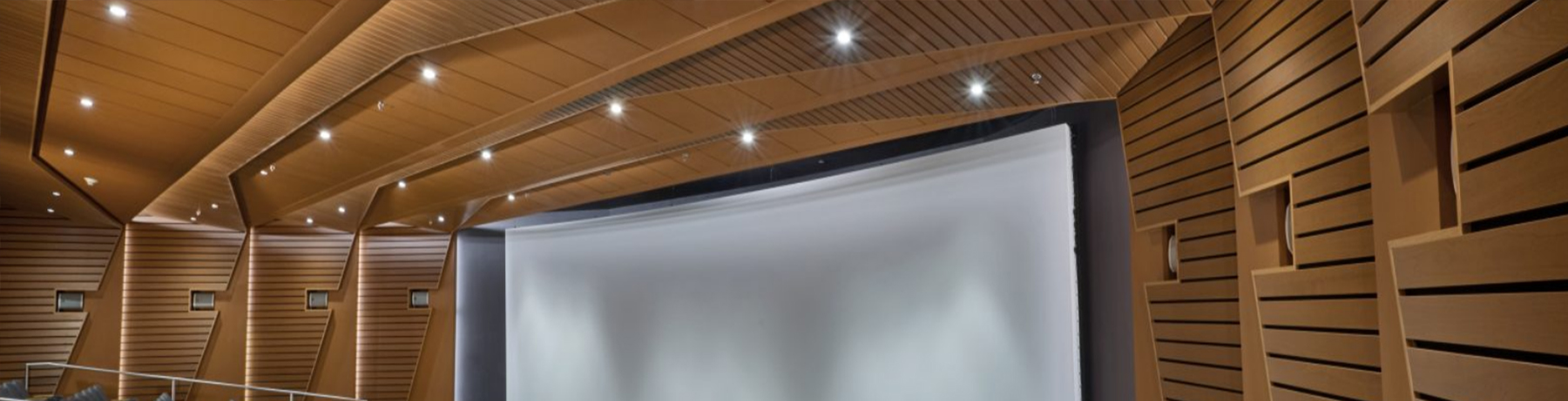 Acoustical Walls - Wood Wall Panels