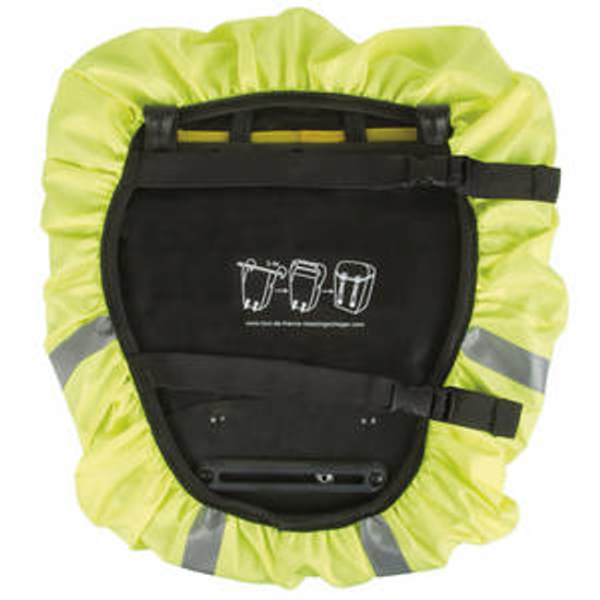 M-WAVE Maastricht Backpack Hi-Vis Cover