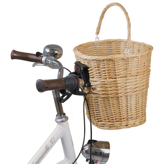 M-Wave Wicker Basket