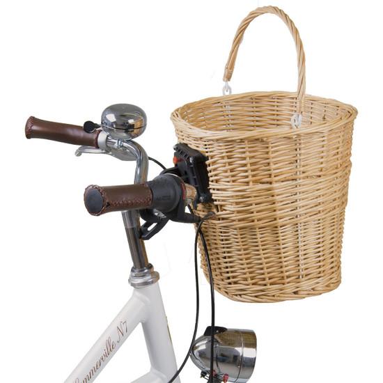 M-Wave Wicker Basket