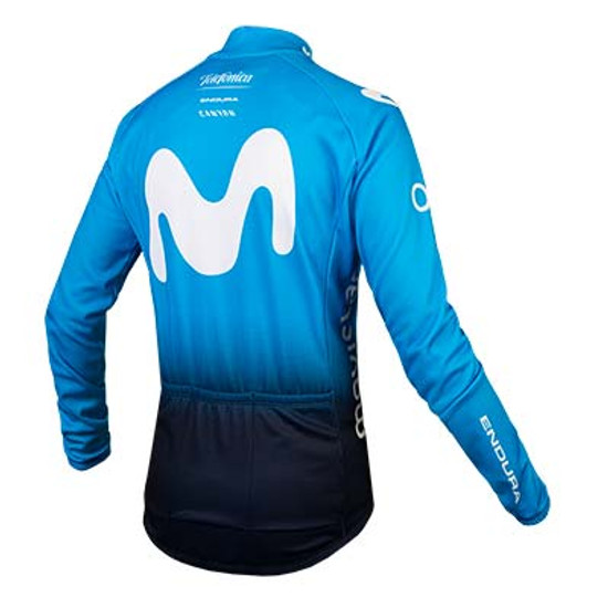 Movistar 2019 long sleeve jersey