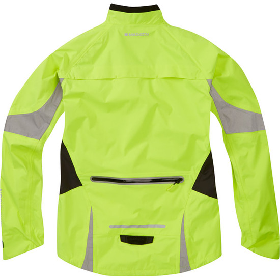 Madison Stellar Hi-Vis Waterproof Jacket