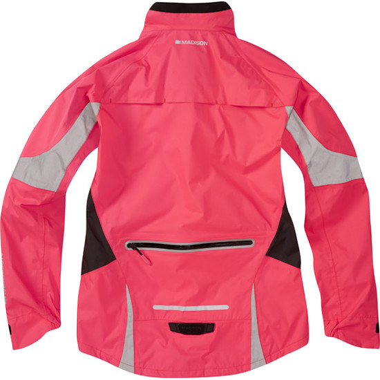 Madison Stellar Pink Waterproof Jacket