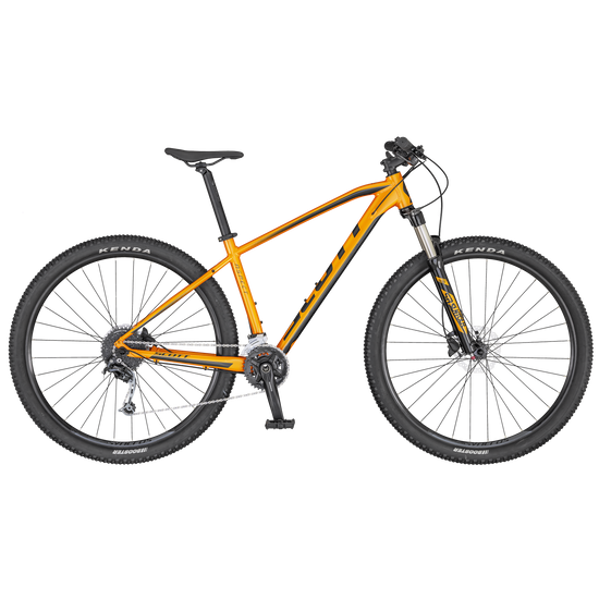 Scott Aspect 940 Orange