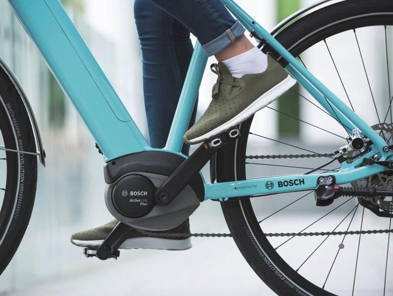 <br><small>Electric Bikes</small>