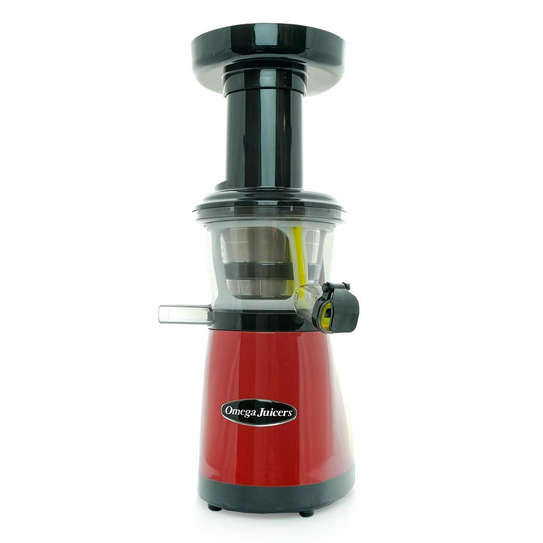 Omega VRT452 HDR Slow Juicer in Red