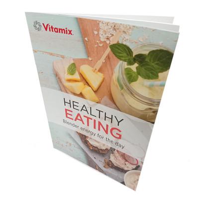 Healthy Eating - Vitamix Blender Recipe Book