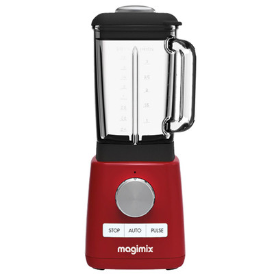 Magimix Power Blender in Red