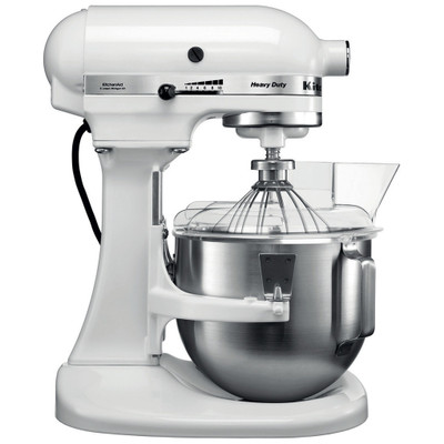 KitchenAid 4.8 L Heavy Duty Stand Mixer in White