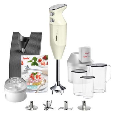 Bamix Baking Hand Blender in Cream