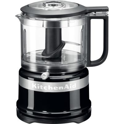 KitchenAid Mini Food Processor in Onyx Black
