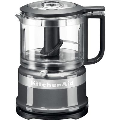 KitchenAid Mini Food Processor in Contour Silver