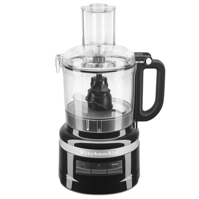 KitchenAid 1.7L Food Processor 5KFP0719BOB in Onyx Black