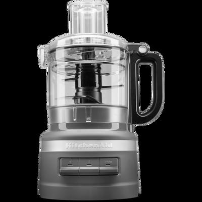 KitchenAid 2.1L Food Processor in Charcoal Grey