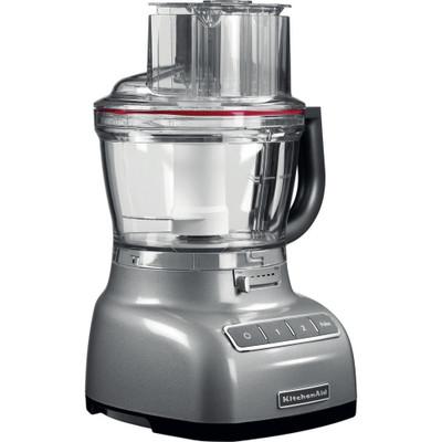KitchenAid 3.1L Food Processor in Contour Silver