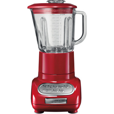 KitchenAid Artisan Blender with Culinary Jar 5KSB5553BER in Empire Red
