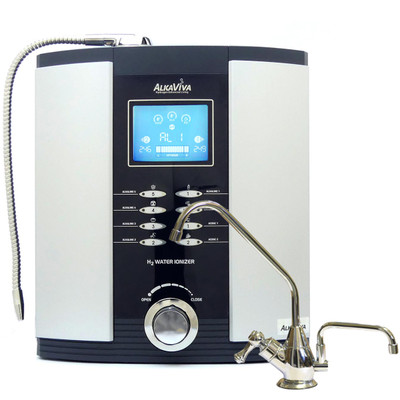 Alkaviva Vesta H2 Water Ionizer with Undersink Kit