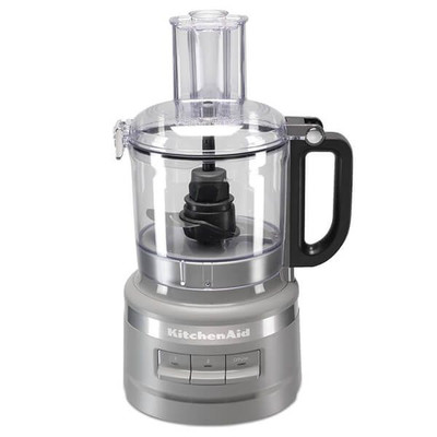 KitchenAid 1.7L Food Processor 5KFP0719BFG in Matte Grey